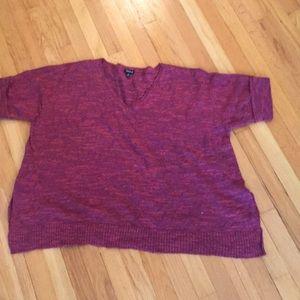 Gorgeous Torrid multicolor sweater!